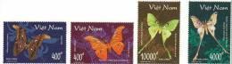 Vietnam / Fauna / Insects / Butterflies - Viêt-Nam