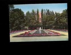 BOURGES Cher 18 : Jardin Des Prés Fichaux Bassin Aux Nymphéas Et Buvette - Bourges