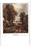 Arts - Peinture - Constable - The Cornfoelmd Il Campo A Grano - Editeur The Medici Society N° 79 - Schilderijen