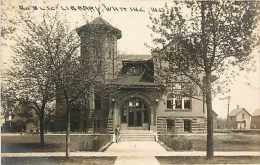 Mai13 722 : Whiting  -  Public Library - Etats-Unis