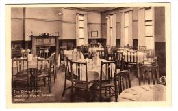 Angleterre - Bognor - Courtfield House School - The Dining Room - Bognor Regis
