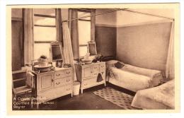Angleterre - Bognor - Courtfield House School - A Cubicle Bedroom - Bognor Regis