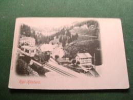 BC5-3-35 Rigi-Klösterli Train Vapeur - SZ Schwyz