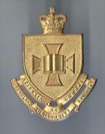 Insigne De Béret/Queensland University Regiment/Australie/ /Années 1980   IB51 - Insegne