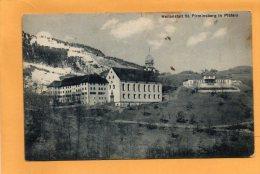 Hellanstalt St Pirminsberg Bei Pfafers 1910 Postcards - SG St-Gall