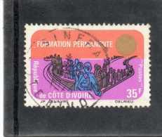 CÔTE D´IVOIRE : Education : Formation Permanente - - Ivory Coast (1960-...)