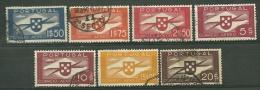 Portugal Airmail #1/3,6/9 Used - L2252 - Poste Aérienne
