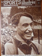 Les Sports Illustrés - Revue - Cyclisme : Chamiponnat Du Monde 1938 à Valkenburg - Marcel Kint - Sports