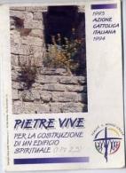 Tessera - Azione Cattolica Italiana Anno 1994-1995 - Vecchi Documenti