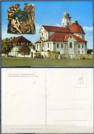 Ak Deutschland - Friedberg - Wallfahrtskirche,church,Eglise - Gnadenbild - Kerken En Kathedralen
