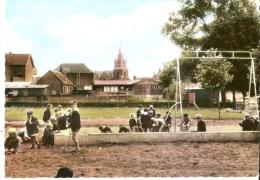 CP  62   MONTIGNY -EN- GOHELLE     2  -   Le   Parc   D'enfants - France