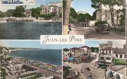 ANTIBEs JUAN LES PINS  Multivues TB Timbrée - Juan-les-Pins