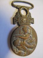 M�daille (sans ruban)/ Soci�t� Fran�aise de Secours aux Bless�s Militaires/1864-1866      D364                  D364