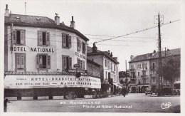 ANNEMASSE PLACE ET HOTEL NATIONAL.(dil9) - Annemasse