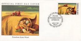 Iles Marshall 1991, FDC En Parfait état + Prix Dégressif ! VOIR SCAN - Marshall Islands