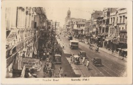 Karachi - Bunder Road. Pakistan. - Pakistan