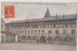 1 CPA CLUNY ECOLE NATIONALE DES ARTS ET METIERS - Cluny