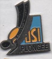 Plongée , USI - Duiken