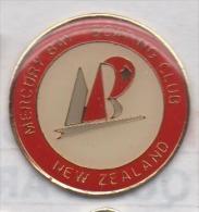 Marine Bateau Voilier , Mercury Bay , Roating Club , New Zealand - Barcos