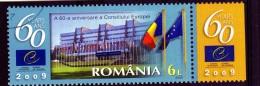ROMANIA / RUMANIA / ROUMANIE  Año 2009  Yvert Nr.  Usada  Europa - Usado