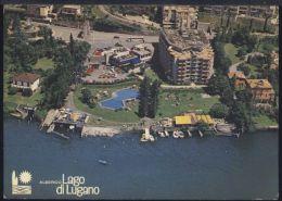 W692 BISSONE - ALBERGO LAGO DI LUGANO - TI Ticino