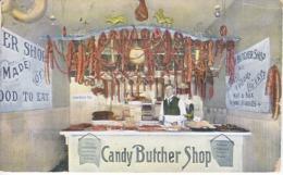 Los  Angeles  CANDY  BUTCHER  SHOP  1911  D.P.O. Edendale - Los Angeles