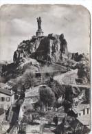 CP - PHOTO - LE PUY - NOTRE DAME SUR LE ROCHER CORNEILLE - 2204 - YVON - Le Puy En Velay
