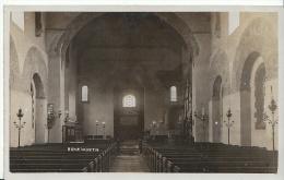 Northamptonshire Postcard - Brixworth, Church Interior, Northampton  BR858 - Northamptonshire