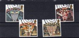 GRANDE BRETAGNE 1990 O - 1952-.... (Elisabetta II)