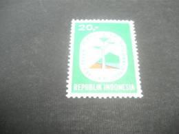 F5267-  Stamp MNH Indonesia -1976--  SC.81-   16th. National Reforestation Week - Indonésie