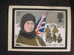 GB MAXIMUM CARD SCOTT STAMPEX LIMITED EDITION - Maximum Cards