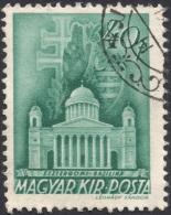 Hungary,  40 F. 1942, Sc # 589, Mi # 675, Used - Hungary