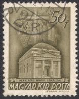 Hungary,  50 F. 1942, Sc # 591, Mi # 676, Used - Hungary
