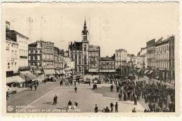 Charleroi.Place Albert 1er Un Jour De Bourse - Charleroi