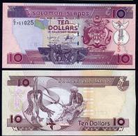 ISOLA SALOMON (SOLOMON ISLANDS)  : 10 Dollars - 2006 - UNC - Isola Salomon