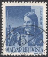 Hungary,  3 F. 1943, Sc # 603, Mi # 707, Used - Hungary