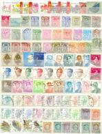 Belgie - Belgique - Z-1104 - 100  Zegels-timbres -  0,40 Euro - Collections