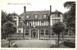 BELGIQUE - LIEGE - FLERON - Sanatorium Provincial: Entrée. - Fléron