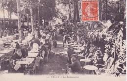 03 VICHY, La Restauration, Trés Animée - Vichy