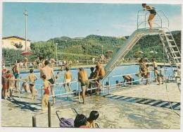 MODENA [504] - MONTESE La Piscina - FG/Vg 1973 - Modena