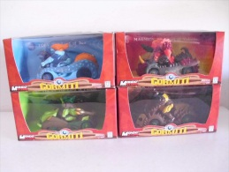 Mondo  Motors / GORMITI - Figurines