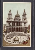 """39582    Regno  Unito,  London  -  St.  Paul""""s  Cathedral,  NV - St. Paul's Cathedral"""