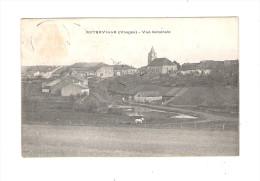 88 - AUTREVILLE -  Vue Générale  - 1907 -  Mare Lavoir Paysan Avec Chevaux - France