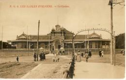 CP, 85, Les Sables D'Olonne, Le Casino, Vierge - Sables D'Olonne