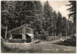 "FORLI´ [526] - CAMPIGNA (S.Sofia) ""Alpenbar"" (auto Maggiolone) - FG/Vg 1960 - Forlì"