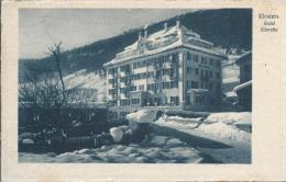 Klosters Hotel Silvretta - GR Grisons