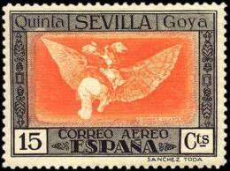 España 0520 ** Goya Aereo. 1930 - Nuevos