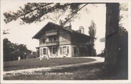 Crassier Chalet Des Bois - VD Vaud