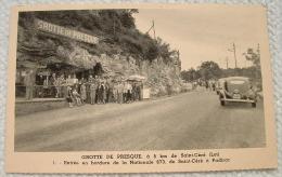 Grotte De Presque à 5km De Saint Céré - Entrée En Bordure De La Nationale 673 De Saint Céré à Padirac - France