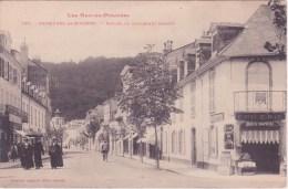 65 BAGNERES De BIGORRE, Entrée Du Boulevard Carnot - Bagneres De Bigorre